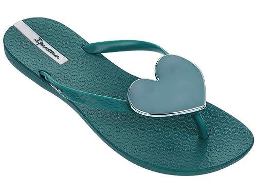 l'ultimo 90ef5 f585a Ipanema Maxi Heart Donna Sandalo Rosa: Amazon.it: Scarpe e borse