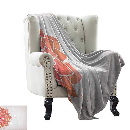 Miraculous Amazon Com Custom Sofa Bed Throw Blanket Lotus Flower Andrewgaddart Wooden Chair Designs For Living Room Andrewgaddartcom