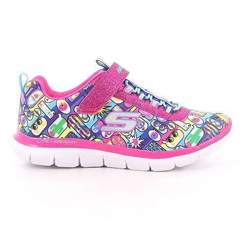 Skechers 81692L Mlt Sneaker Bambino
