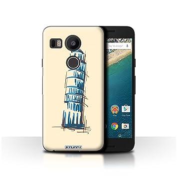 Carcasa/Funda STUFF4 dura para el LG Nexus 5X / serie ...