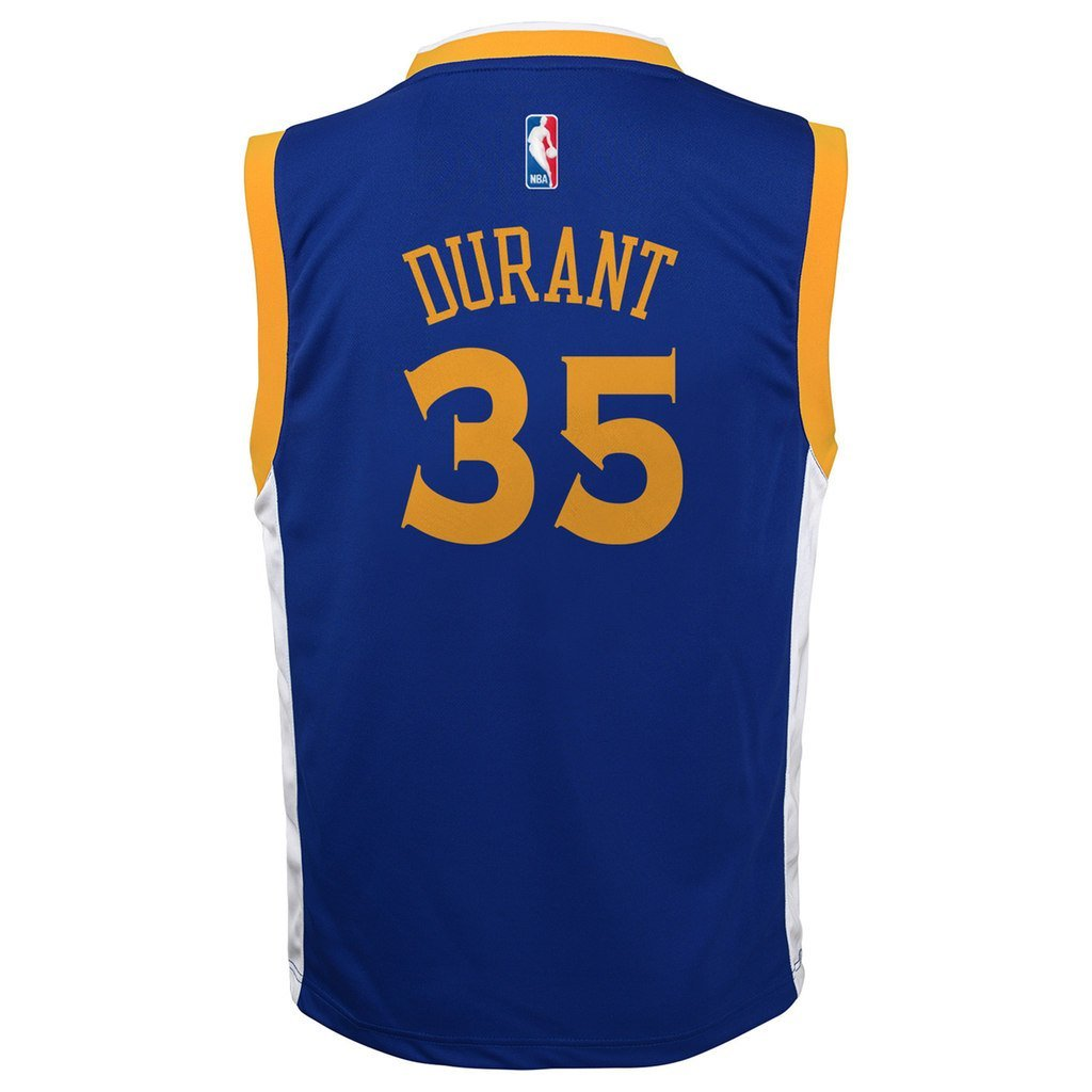 471c385b9 Outerstuff NBA Golden State Warriors Stephen Curry Youth Boys Replica  Player Road Jersey