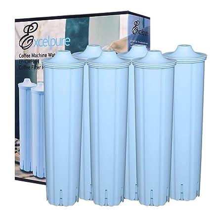 Amazon Com 6 Pack Jura Clearyl Blue Compatible Coffee Machine