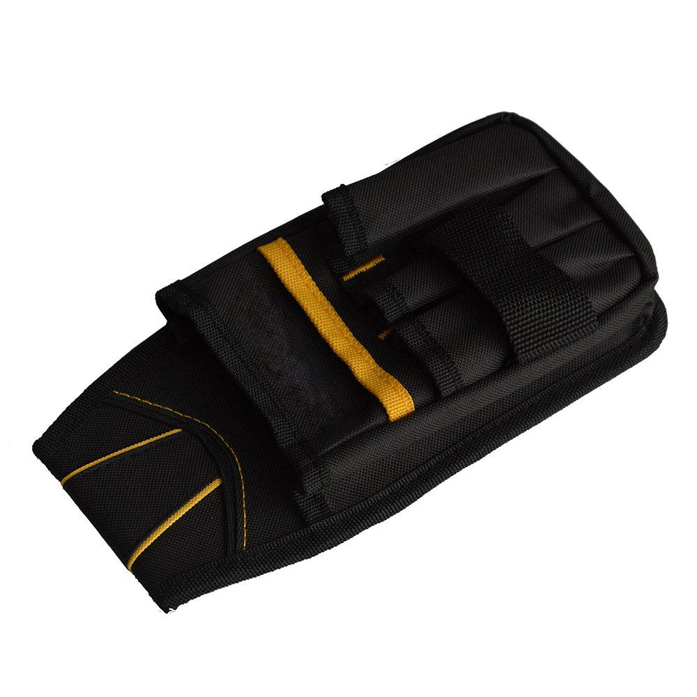 Ehdis/® Profesional Herramienta multiusos bolsa de herramientas del organizador del sostenedor Mini Trabajo Organizador de alta resistencia para Peque/ños hogar del coche de la ventana de Cine Trabajador Tinte