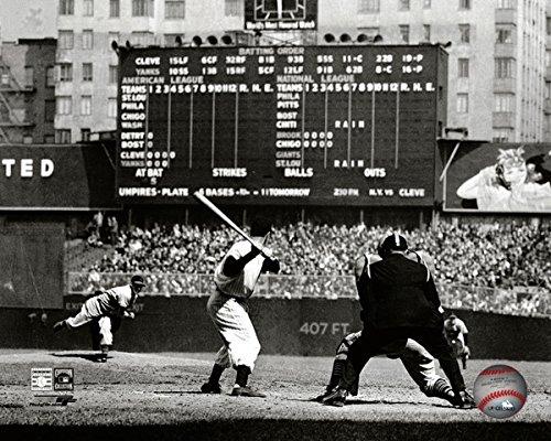 Bob Feller Cleveland Indians MLB No Hitter Photo (Size: 8