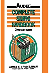 Complete Siding Handbook: Installation, Maintenance, Repair Paperback