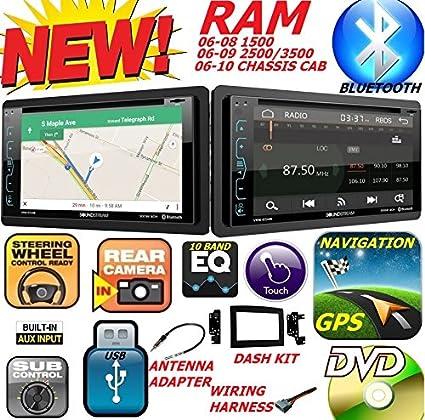2009 dodge ram 2500 stereo