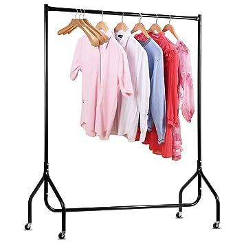 Crazylynx Kleider Rack Schwer Pflicht Schiene 4 Ft Kleidung Kleid