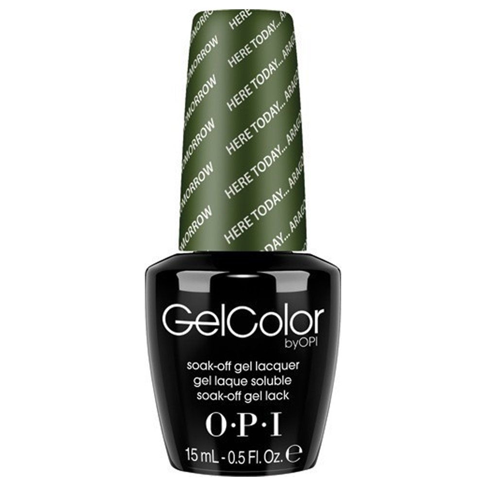 O.P.I Gelcolor Collection Nail Gel Lacquer, Malaga Wine, 0.5 Fluid Ounce OPI OPIG0011