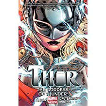 Thor Vol. 1: The Goddess Of Thunder (Thor (2014-2015)) (English Edition)