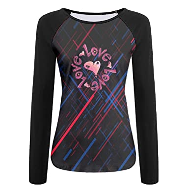 Amazon Com Women S Funny Cool Ring Shape Love Design Valentine S