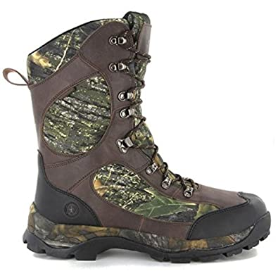 Mens Prowler 11 Inch 800g Hunting Boots 11.5 CAMO / BROWN