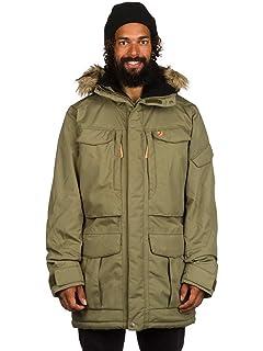 pre order no sale tax limited guantity Fjällräven Yupik Mountain Men's Parka: Amazon.co.uk: Clothing