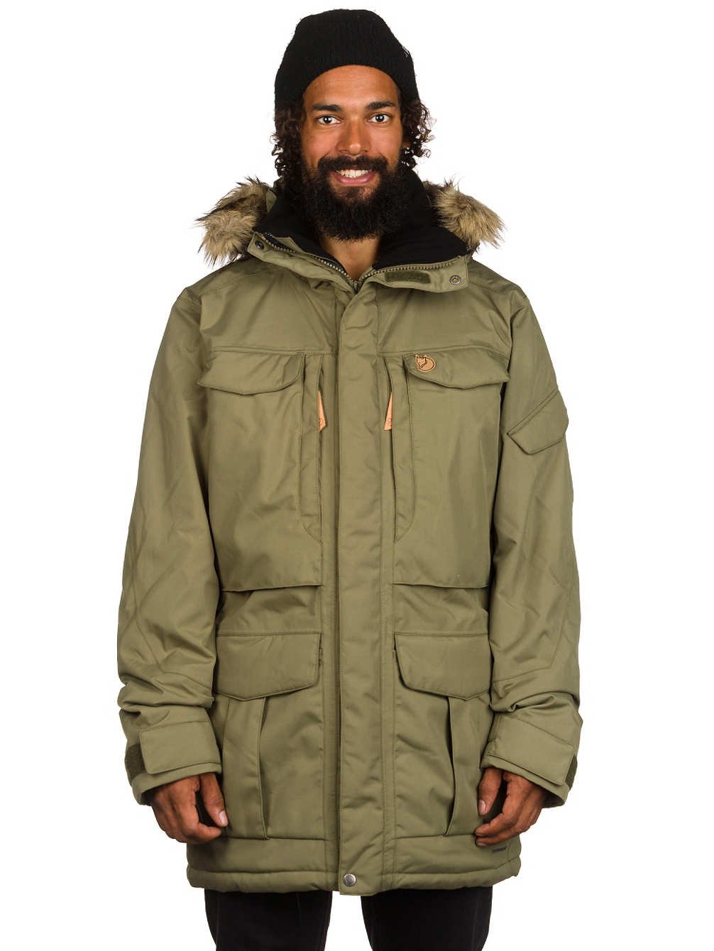 Fjallraven - Men's Yupik Parka, Green, S