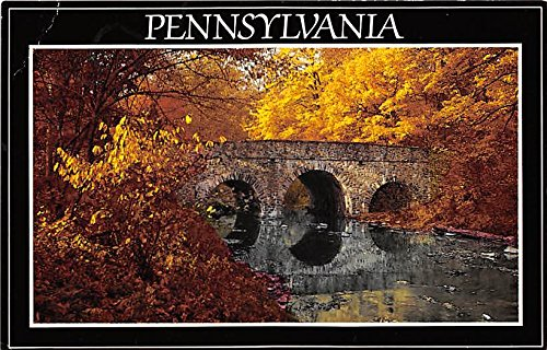 Bucks County, Pennsylvania Postcard from Old Postcards