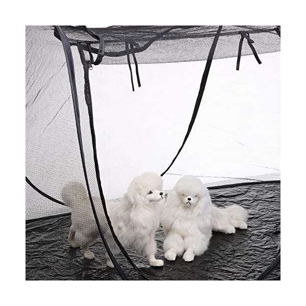 Pet Tent Cat Dog Playpen Feline Fun house Portable Exercise Tent with Carry Bag Click on image for further info. 4