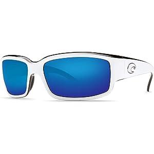 1afb39370e Costa Del Mar Sunglasses - Caballito- Glass   Frame  White and Black Lens