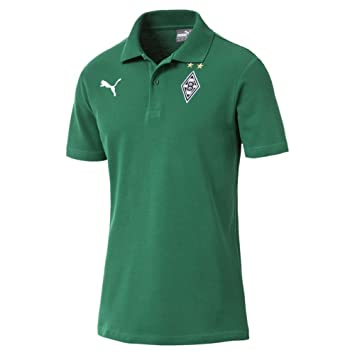 0823302115 Puma Men s Bmg Badge Polo Shirt  Amazon.co.uk  Sports   Outdoors