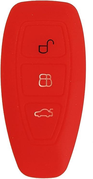 cover in silicone per chiave auto Verde acceso CK+