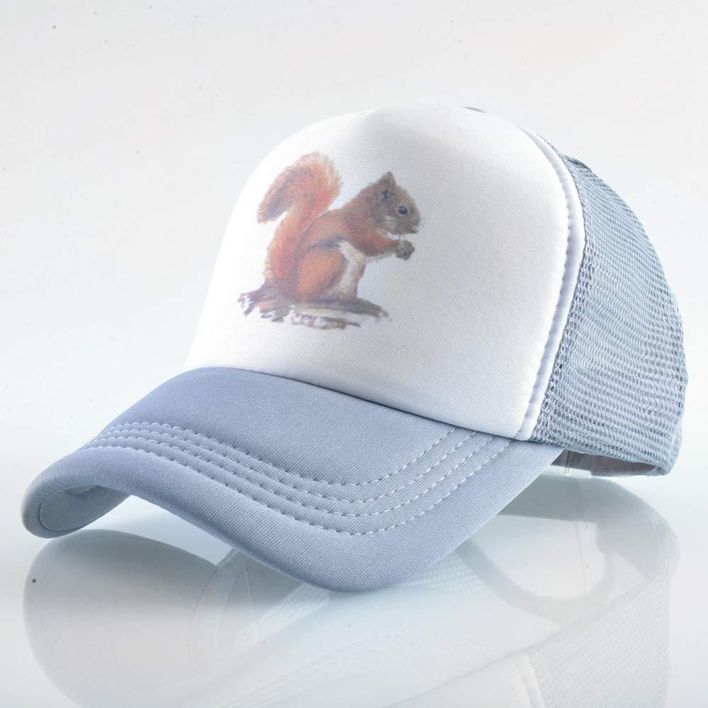 sdssup Gorra de béisbol de Malla para Hombre y Mujer Gris Sombrero ...