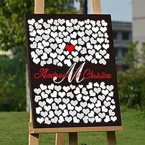 Personalizado boda libro para Brides personalizada boda
