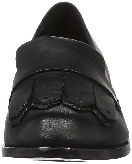 ALDO Mairi, Mocasines para Mujer, Negro (Black Leather/97), 39 EU: Amazon.es: Zapatos y complementos
