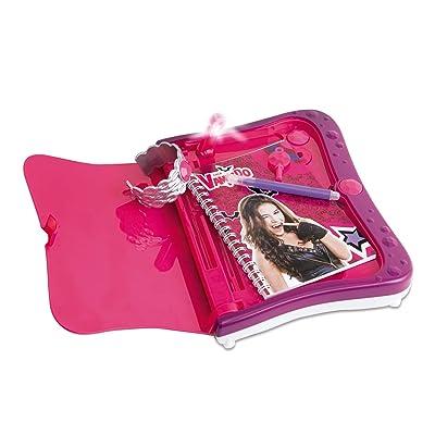 Diario Secreto Electrónico de Chica Vampiro con luz y sonido (Simba 9413295): Juguetes y juegos