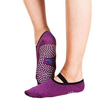 Meshen Antideslizante / antideslizante calcetines, Pilates, Yoga, Artes Marciales, Fitness, Danza