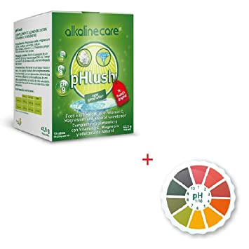 Amazon.com : Combo Pack (Alkalinecare pHlush Envelopes Clean your digestive organs, Alcalinizándolos System And Improving Its Vitality And Performance + 5M ...