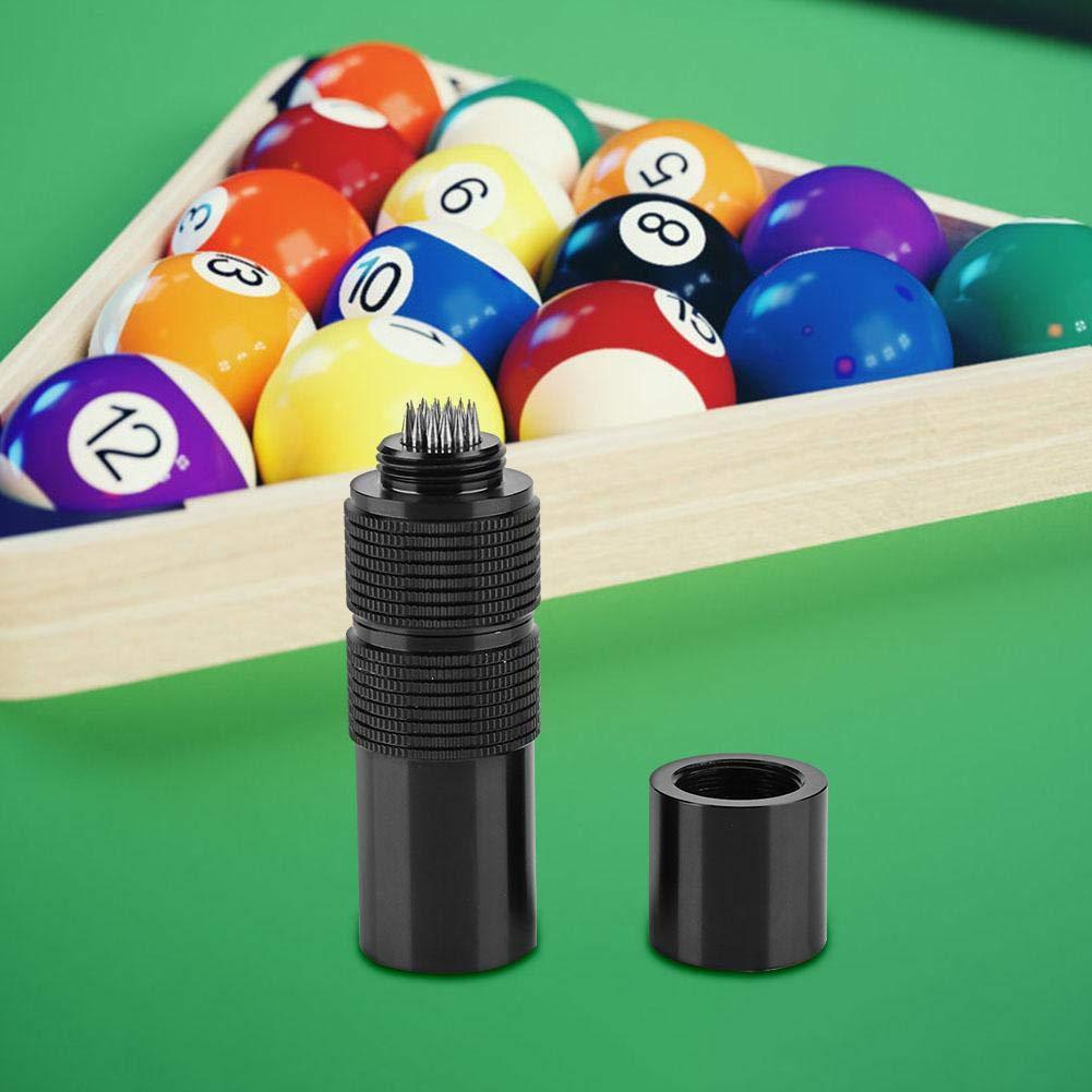 Amazon.com: Billiard Pool Snooker Stick Shaper Cue Tip Pick ...
