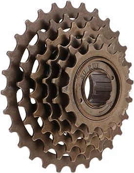 CUTICATE 14-28T 6 Velocidades Aleación MTB Bicicleta De Montaña ...