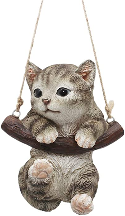 The Best Hanging Garden Cat Decor