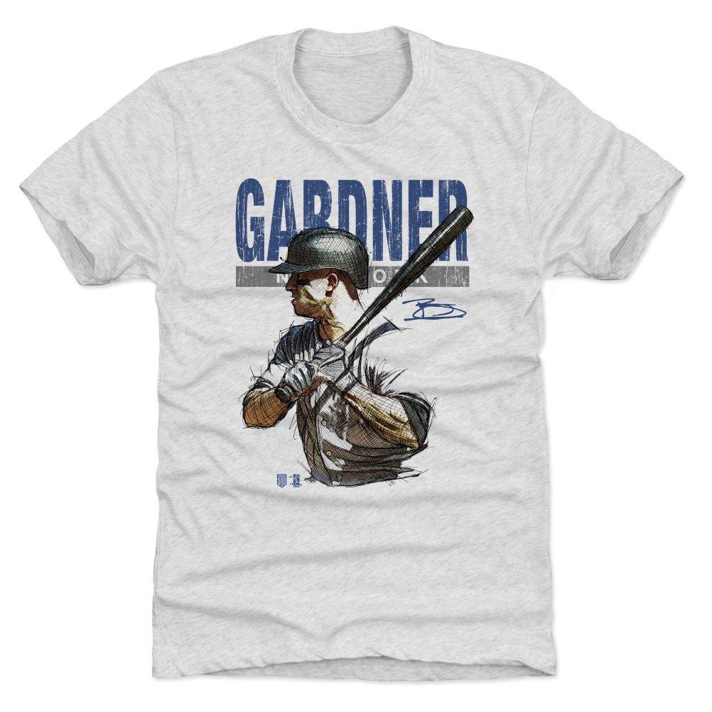 Amazon.com   500 LEVEL Brett Gardner Shirt - New York Baseball Men s  Apparel - Brett Gardner Sketch   Sports   Outdoors 452f8556882