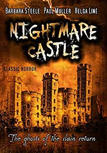Nightmare Castle: Classic Horror Movie