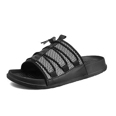 sandale ajouree homme ete
