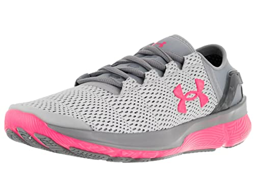 Under Armour Zapatillas de running Under Armour Speedform Apollo 2 Aluminium / Stl / Cer 9 mujeres EE. UU.: Amazon.es: Zapatos y complementos