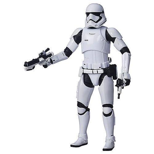 Star Wars: The Force El Despertar 35.6cm Habla Figura, Primero Order Soldado Imperial
