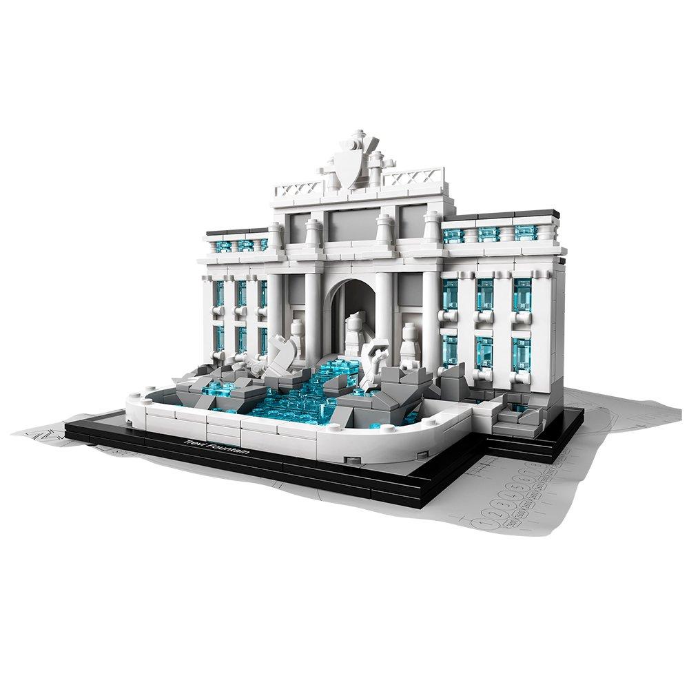 Fontana di Trevi (21020) Lego Architecture in offerta online