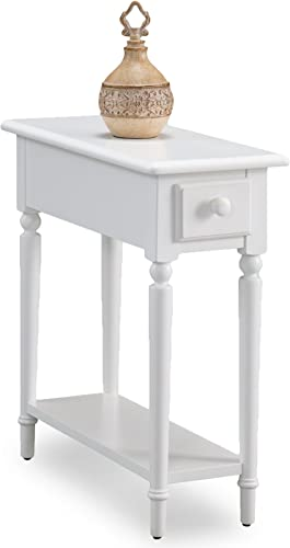 Leick Coastal Notions Chairside Table