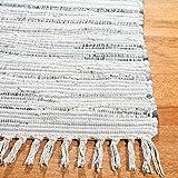 Safavieh Rag Rug Collection RAR121A Handmade Boho