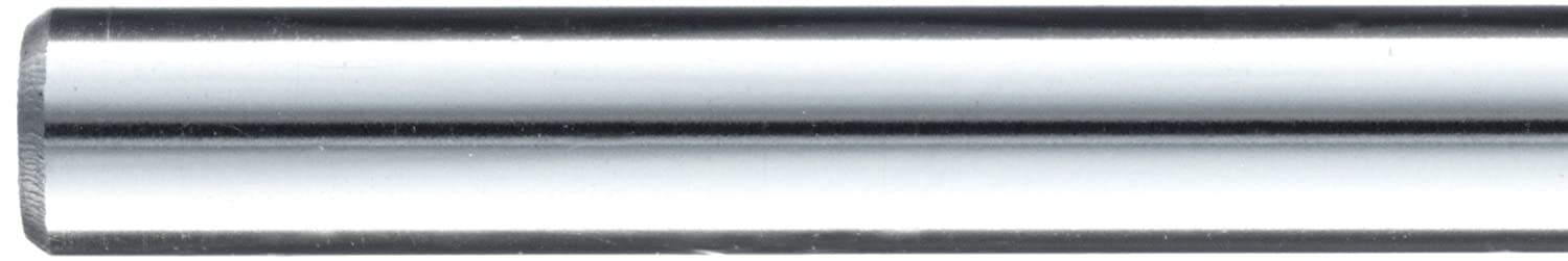 Precision Twist 1813 High Speed Steel Extra Long Length Drill Bit Round Shank Uncoated 1//2 Finish Bright Spiral Flute 118 Degree Point Angle