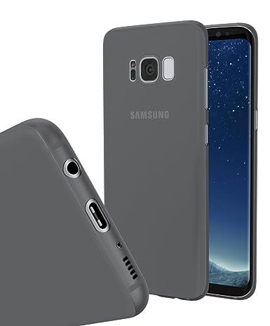 brand new b7dcd 46714 Galaxy S8 MNML Thin Case (Clear Black)