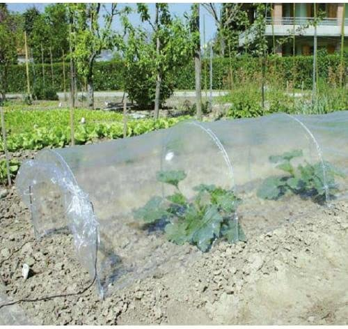 Kit tunel de cultivo transparente: Amazon.es: Jardín