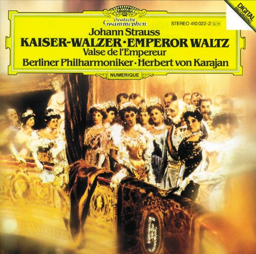 Strauss, Johann: Emperor Waltz; Tritsch-Tratsch-Polka; Roses From The South; The Gypsy Baron (Overture); Annen Polka; Wine, Women And Song; Hunting Polka