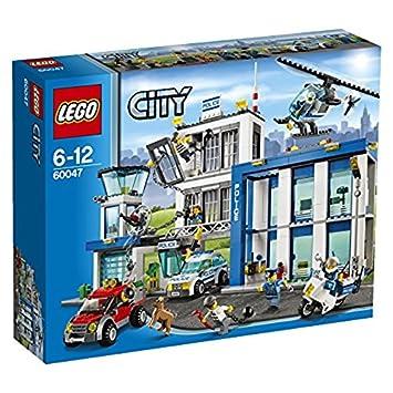 LEGO City Police 60047: Police Station: Amazon.co.uk: Toys & Games