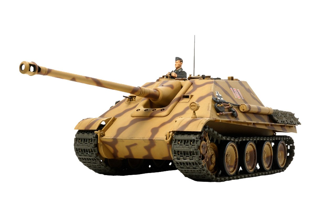 25.01 Deluxe Tank Tank Tank Serie No.7 Bundeswehr Tank Destroyer Rommel Display 30607 abbb82