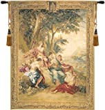 Tapestry, Extra Large, Tall - Elegant, Fine & Wall Hanging - Apollo I, H83xW67