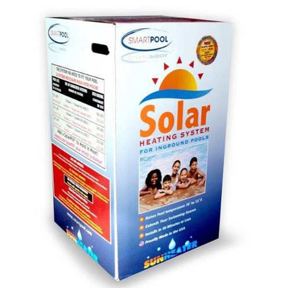 SmartPool Solar Arc Swimming Pool Heater