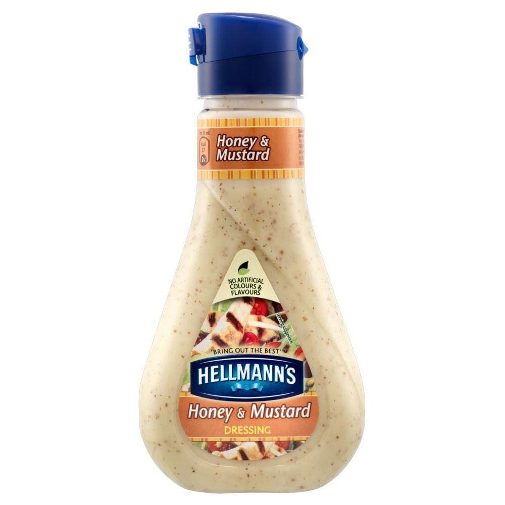 Hellmann's Honey & Mustard Salad Dressing (235ml)
