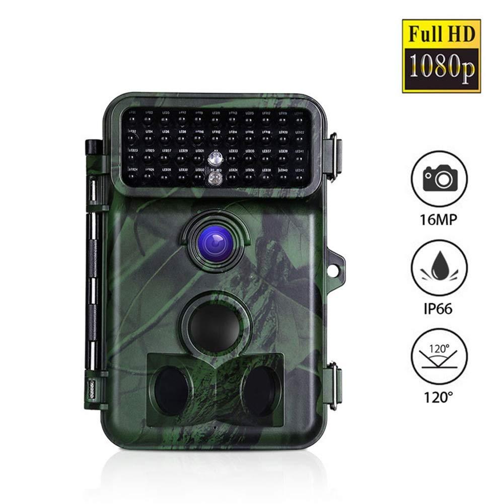 特価ブランド MC.PIG トレイルカメラ、  防水16MP 1080 PフルHD狩猟用カメラ赤外線野生生物カメラ、65フィートナイトビジョン、2.4インチLCDディスプレイ120°PIRセンサースカウトゲームカメラ   B07Q8FKTSS, 立田村 51b99cdb