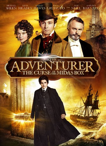 Adventurer: The Curse of the Midas Box, The